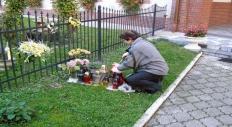 Procesja na stary cmentarz - fotki