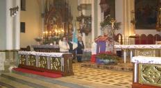Msza w intencji KONGREGACJI - fotki