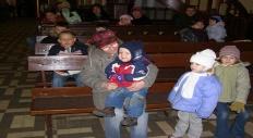 29 XII 2008 - modlitwa dzieci...