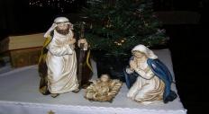..: świąteczny wystrój kościoła :..