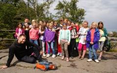 Wakacyjny obóz Dzieci Marii 2014