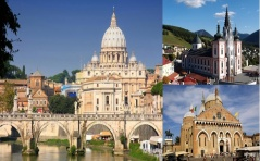 Zaproszenie na pielgrzymkę autokarową do Włoch