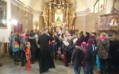 Dekanalny Dzień skupienia Dzieci Maryi