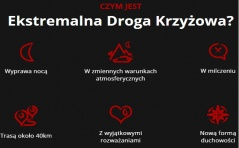 Drogą Krzyżową- EKSTREMALNIE!