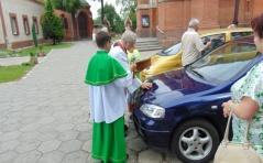 Ku czci św. Krzysztofa