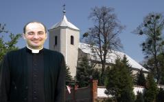 Nasz Wikary nowym Proboszczem w Szklarach