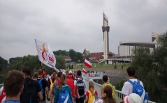 Wspomnienia z ŚDM w Krakowie 2016