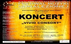 Koncert Muzyki Odnalezionej ZAPROSZENIE