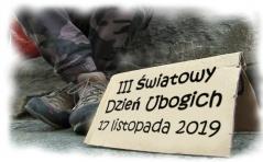 17 listopada Światowy Dzień Ubogich 2019