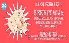 Diecezjalne Liceum Ogólnokształcące w Raciborzu - Ostróg