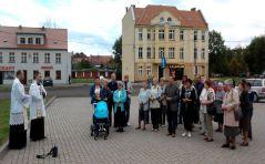 Modliliśmy się za miasto Racibórz