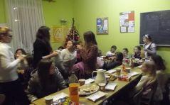 Wigilijne spotkanie Dzieci Maryi